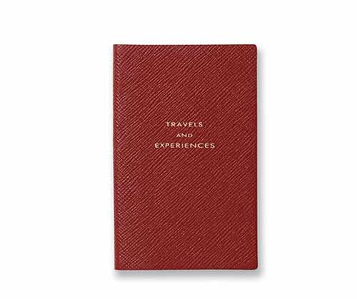 Notebook by  Smythson