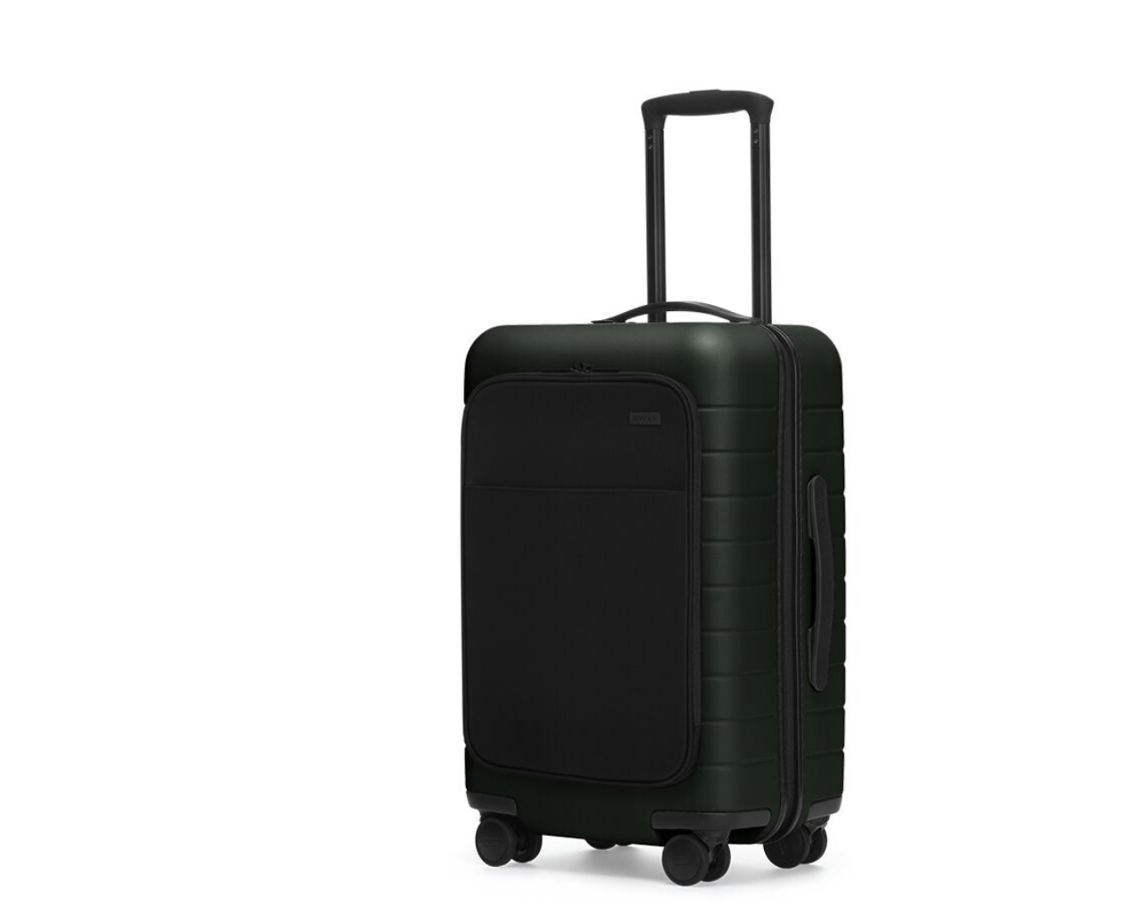 Carry-on suitcase with pocket by  AWAY