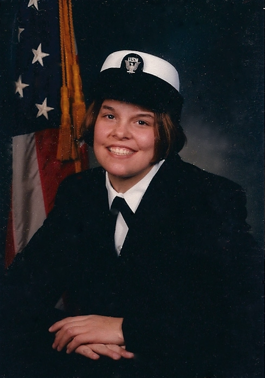 Me in The United States Navy (1996)