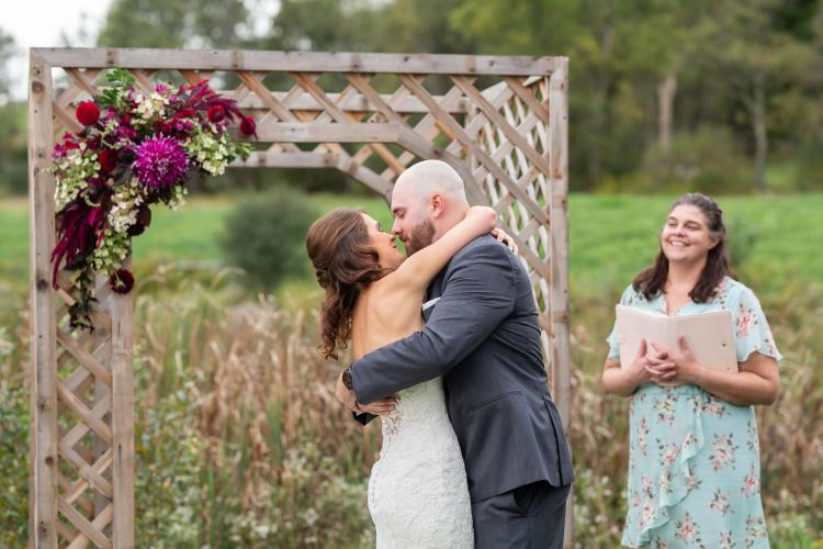 Jill Nobles Wedding Officiant