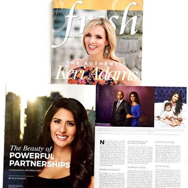 Fresh Magazine - The Beauty of Powerful Partnerships