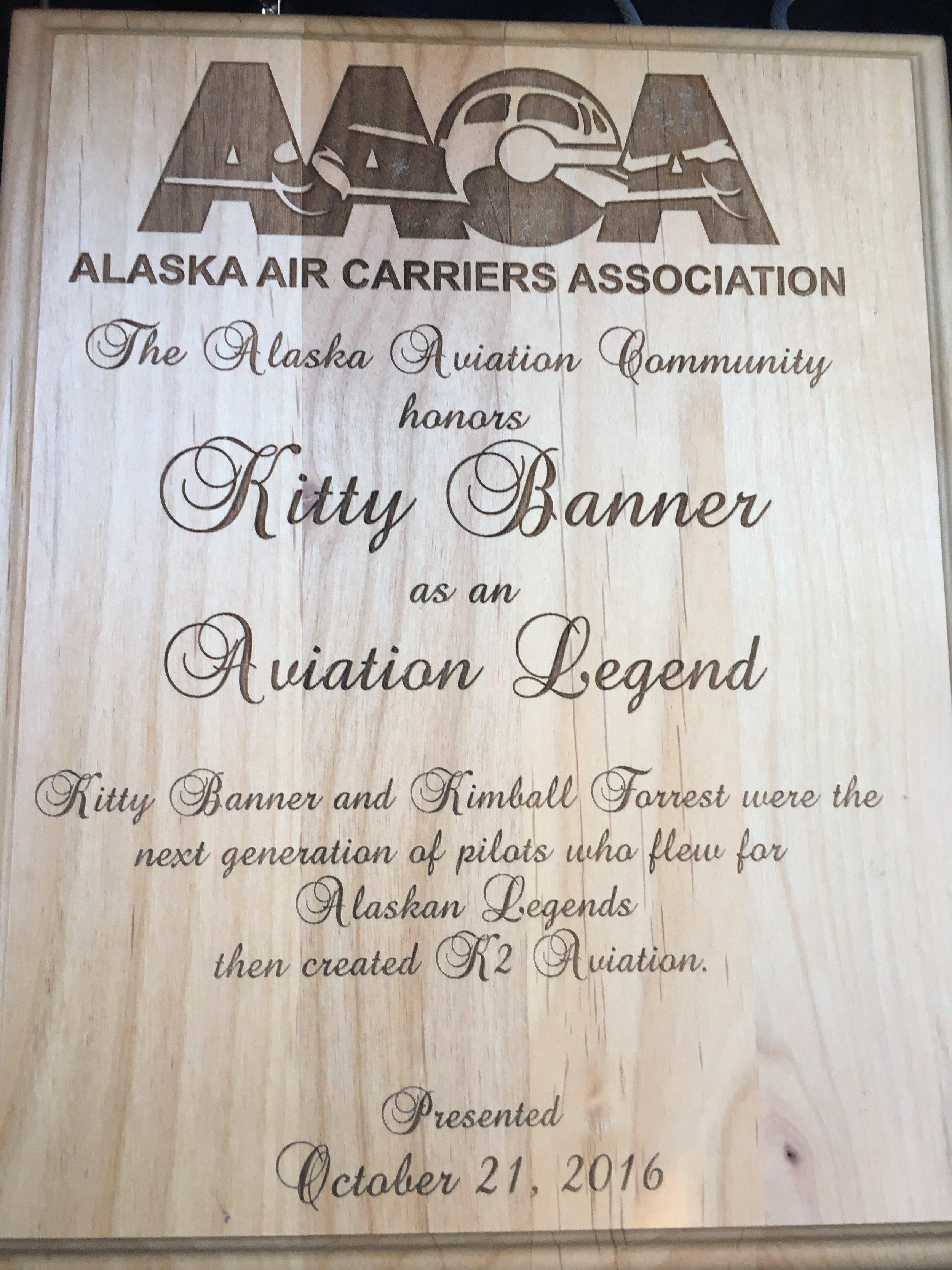 236 Alaska Air Carriers Assn Aviation Legend Award Anchorage.Nov 2016JPG.JPG