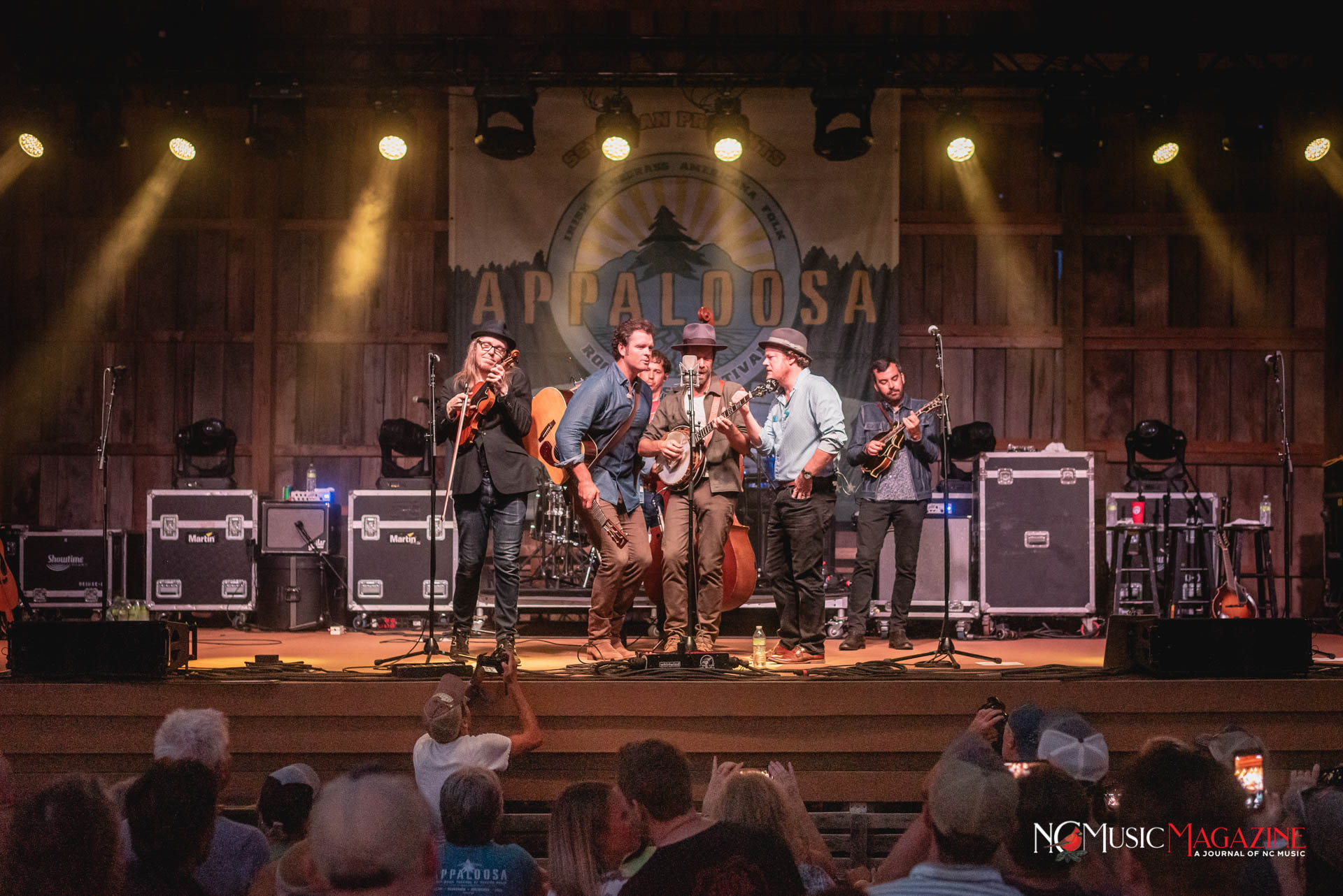 Steep Canyon Rangers - Appaloosa Festival - Rob Laughter 7.jpg
