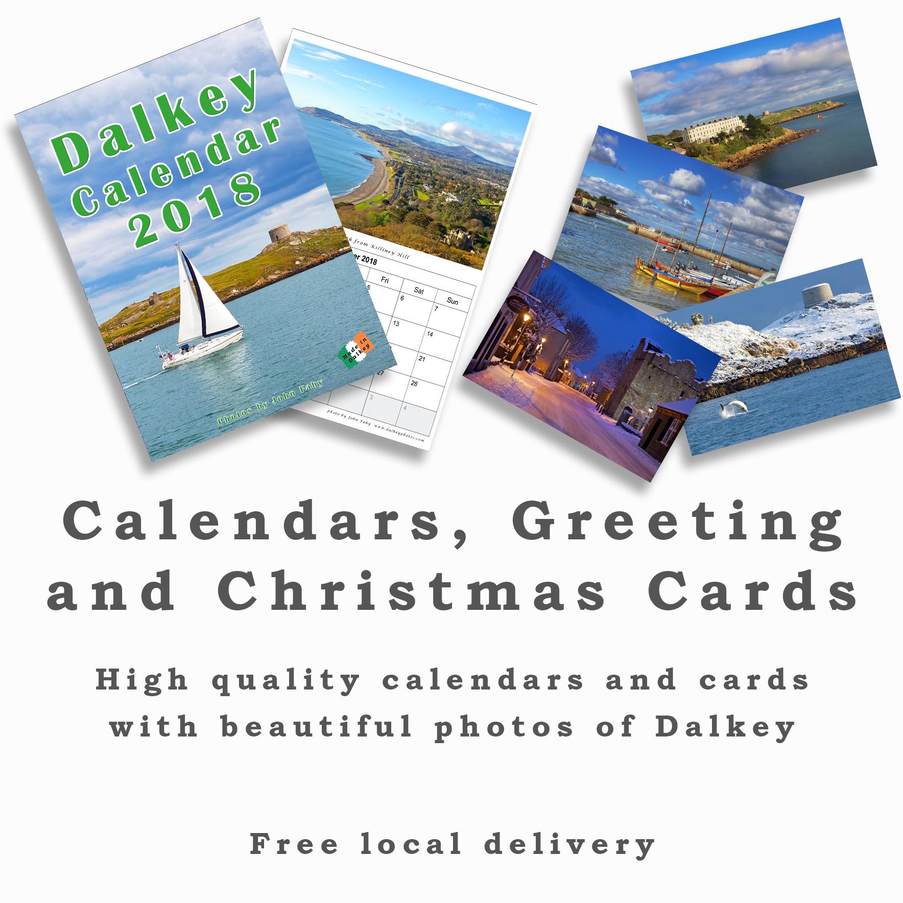 Dalkey Calendar