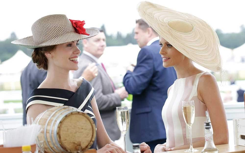 Are you a lady heading to Royal Ascot but confused about what to wear? This expert fashion guide will set you straight