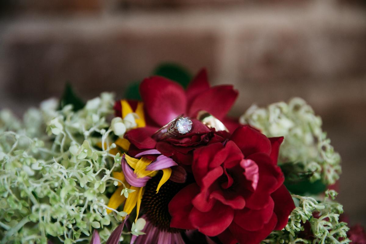 Flower Bouquet - CenterStage Events