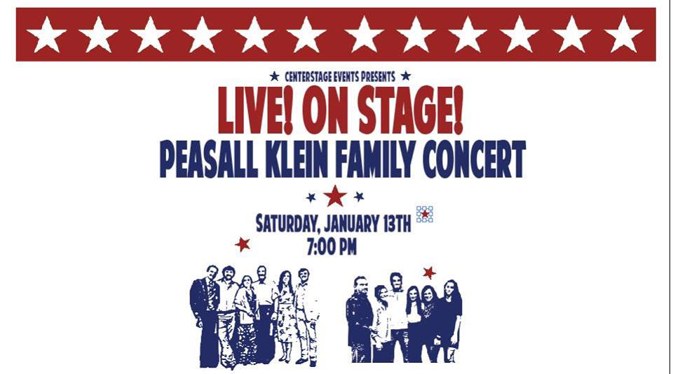 Peasall Klein Family Concert