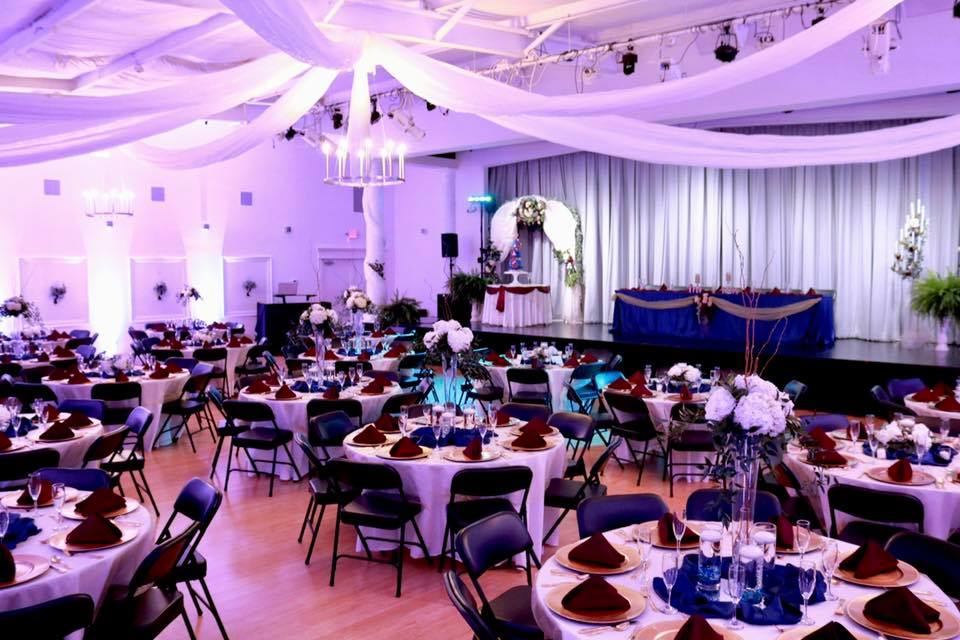 CenterStage Wedding Venue