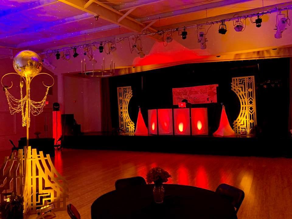Lighting Design - CenterStage Events
