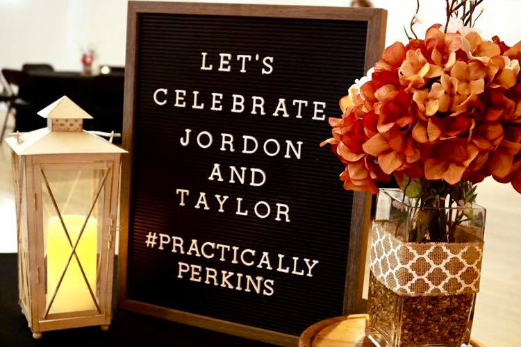 Table Decor - CenterStage Events