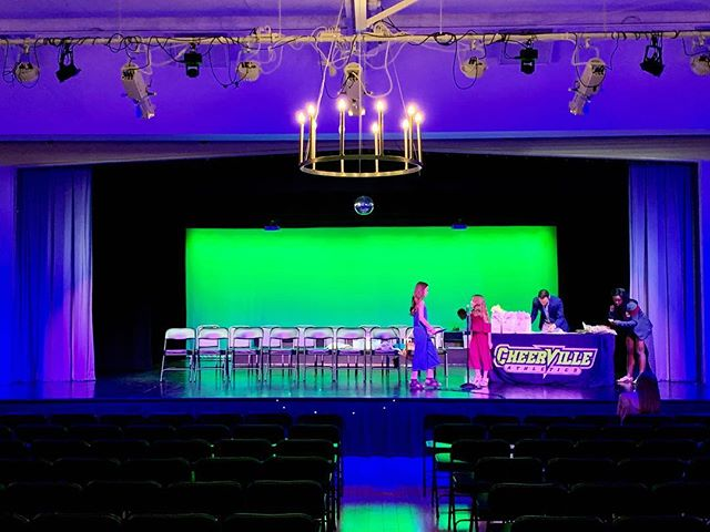 It may be a bit gloomy outside, but it's perfectly villainous at CenterStage! We're excited to have our friends with @thecheerville back to celebrate their annual awards again this year. Congratulations to all the cheerleaders for their hard work! . . . #centerstageevents #visitsumnercounty #visitsumnertn #Gallatin #specialevents #eventvenue #events #eventlighting #eventrentals #weddingrentals #weddingvenue #eventdecor #partythemes #partydecorations
