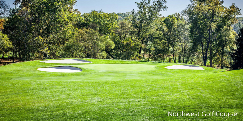 *Northwest Golf Course in Sliver Spring, MD