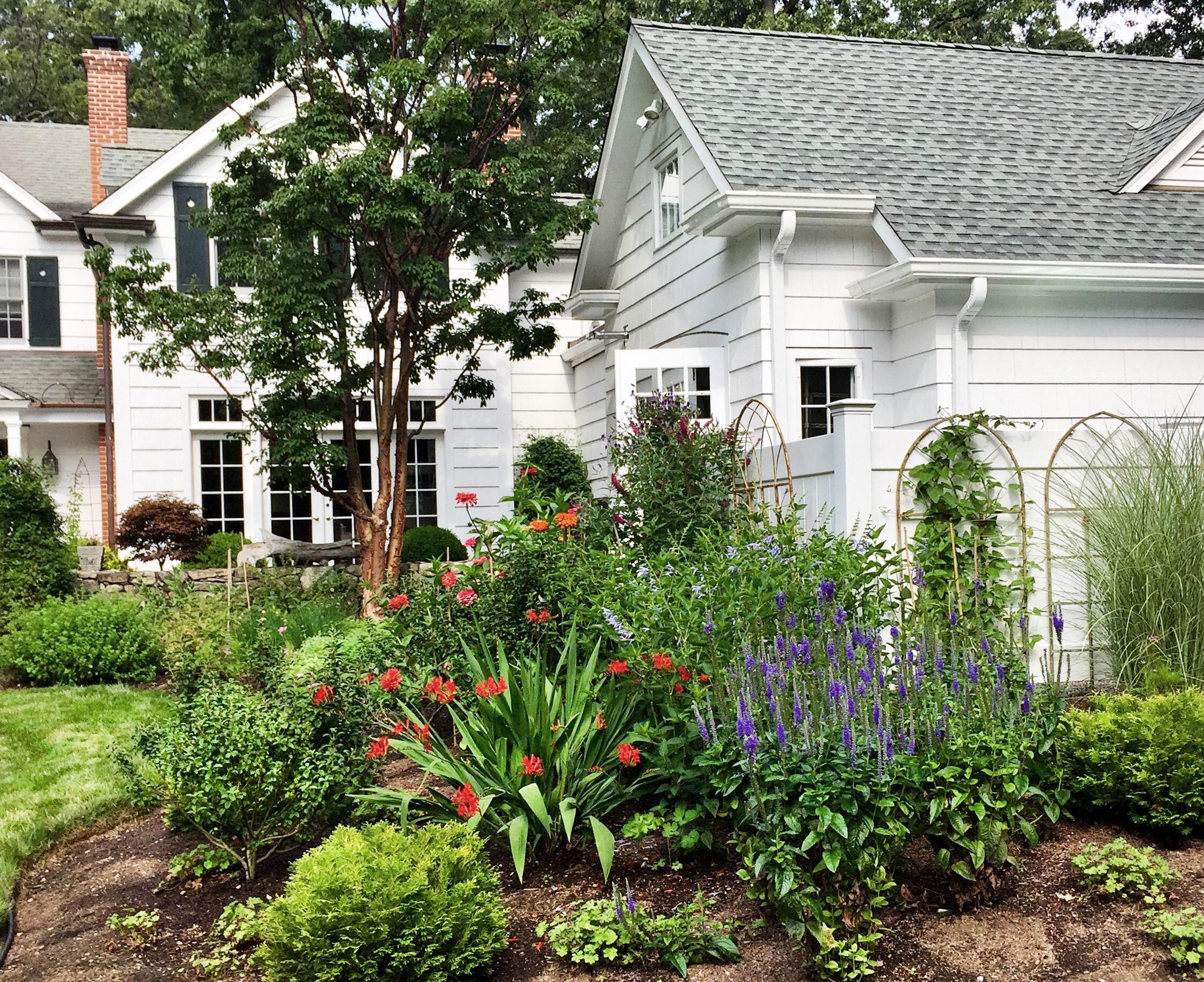 Expert garden design Westchester County, NY
