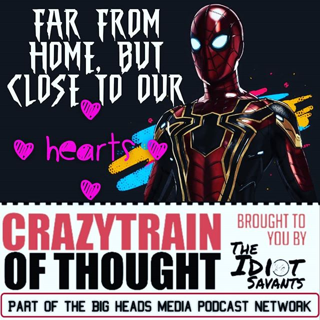 New episode of #CrazyTrainofThought is out now! 2 idiots and 1 savant discuss how not puke while running a 5k, why the Nintendo Switch is the best console out right now, plus we have news and our spoiler filled #spidermanfarfromhome chat! #CHECKALOOK at crazytrainofthought.com - - - - #PODERNFAMILY #PODCASTERSUNITE #podcastlife #TheIdiotSavants #videogames #gears5 #gamer #comedypodcast #yugioh #yugiohmemes #gamestagram #gamingchannel #gamerforlife #gearsgamer #xboxplayers #xboxelite #xboxnextgen #videogamepodcast #nintendoswitch #nintendoswitchgames #nintendo