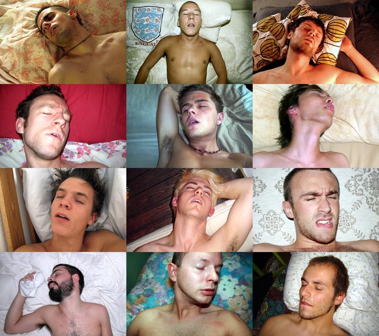 Cumfaces #1-12, 2007