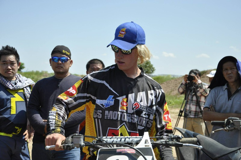 Step by step introduction to make you a better Motocross rider
