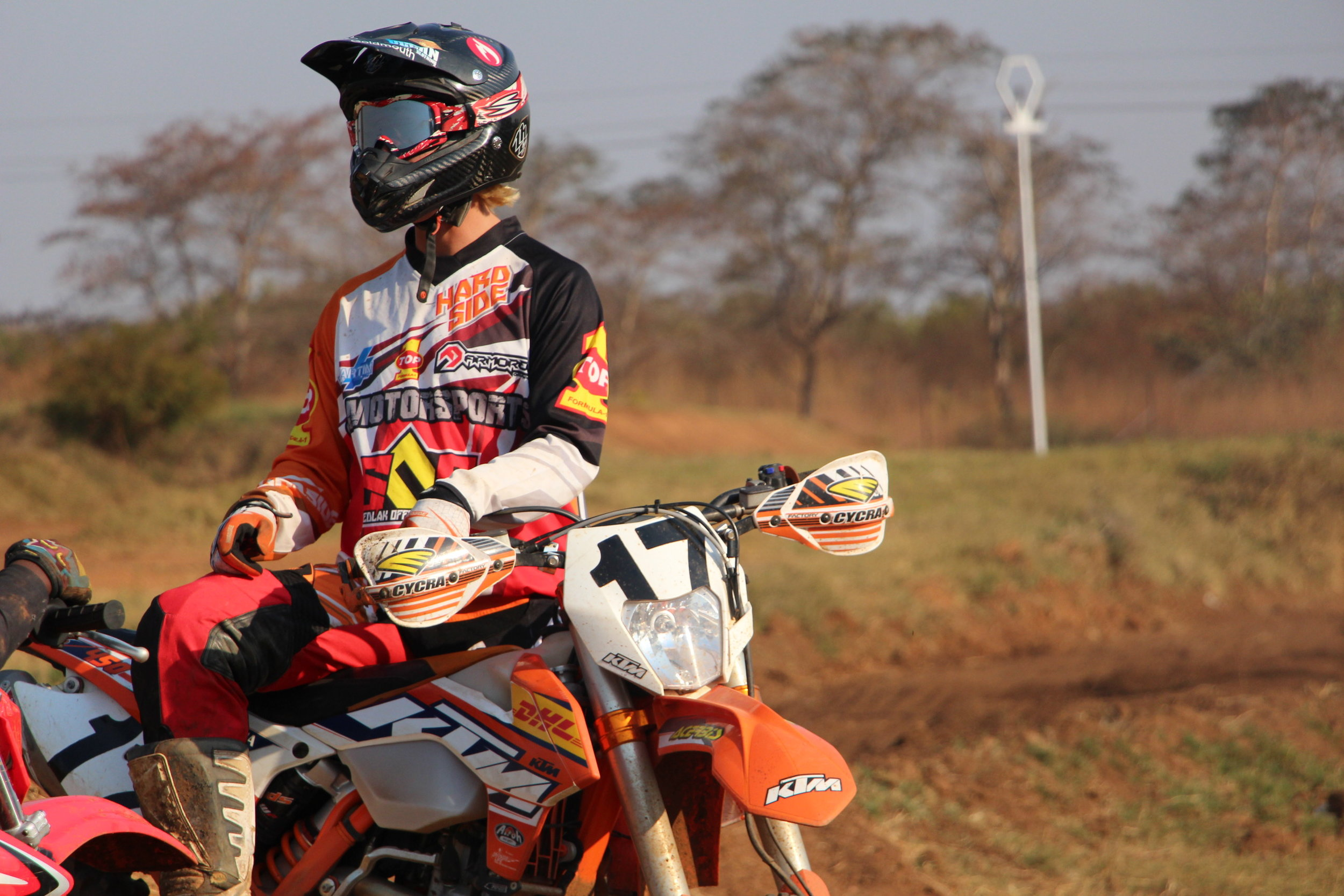 Enduro group trainings on your own track or property