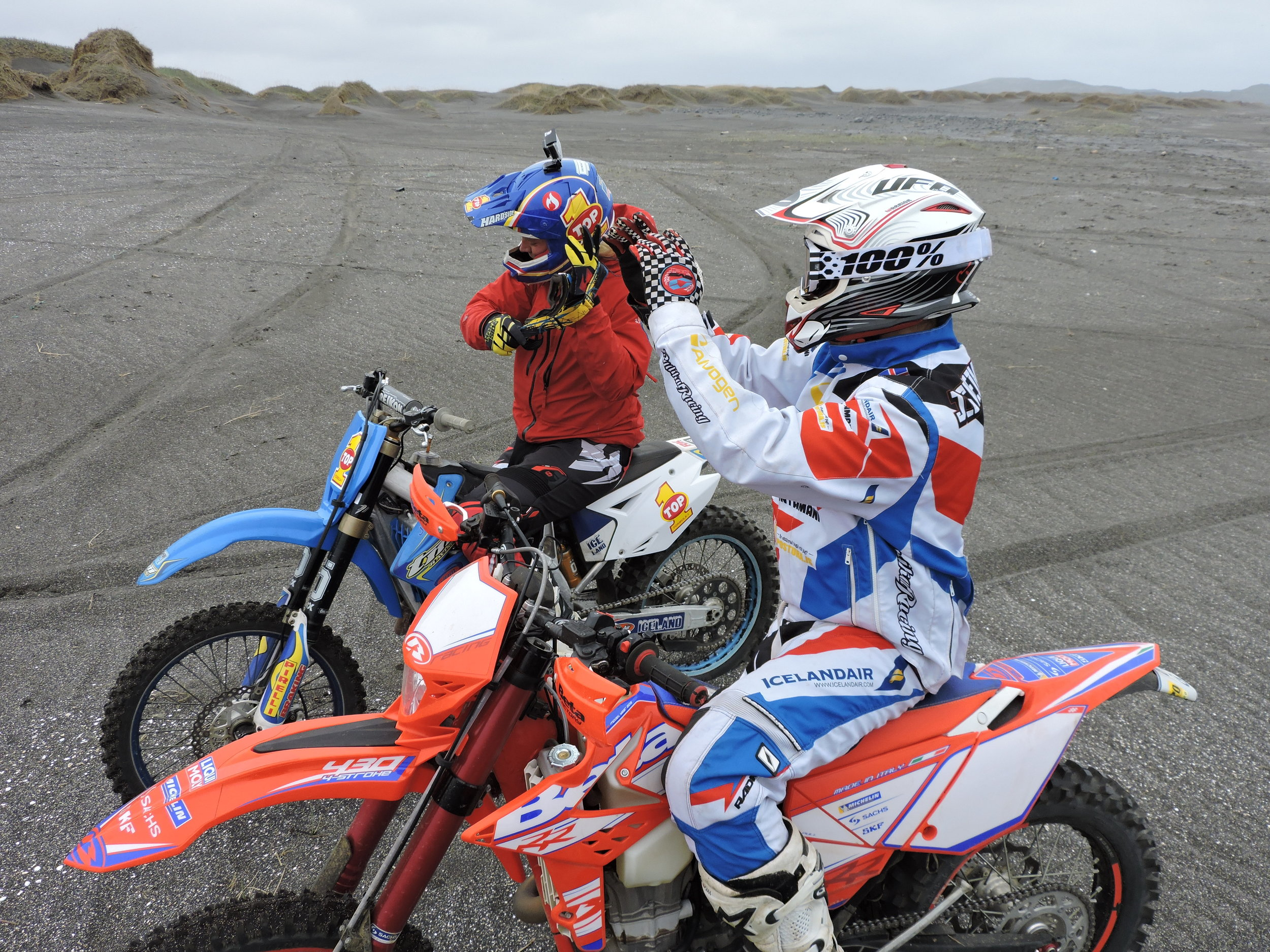 One on One Enduro trail rides to give you firsthand guidance in real riding situations