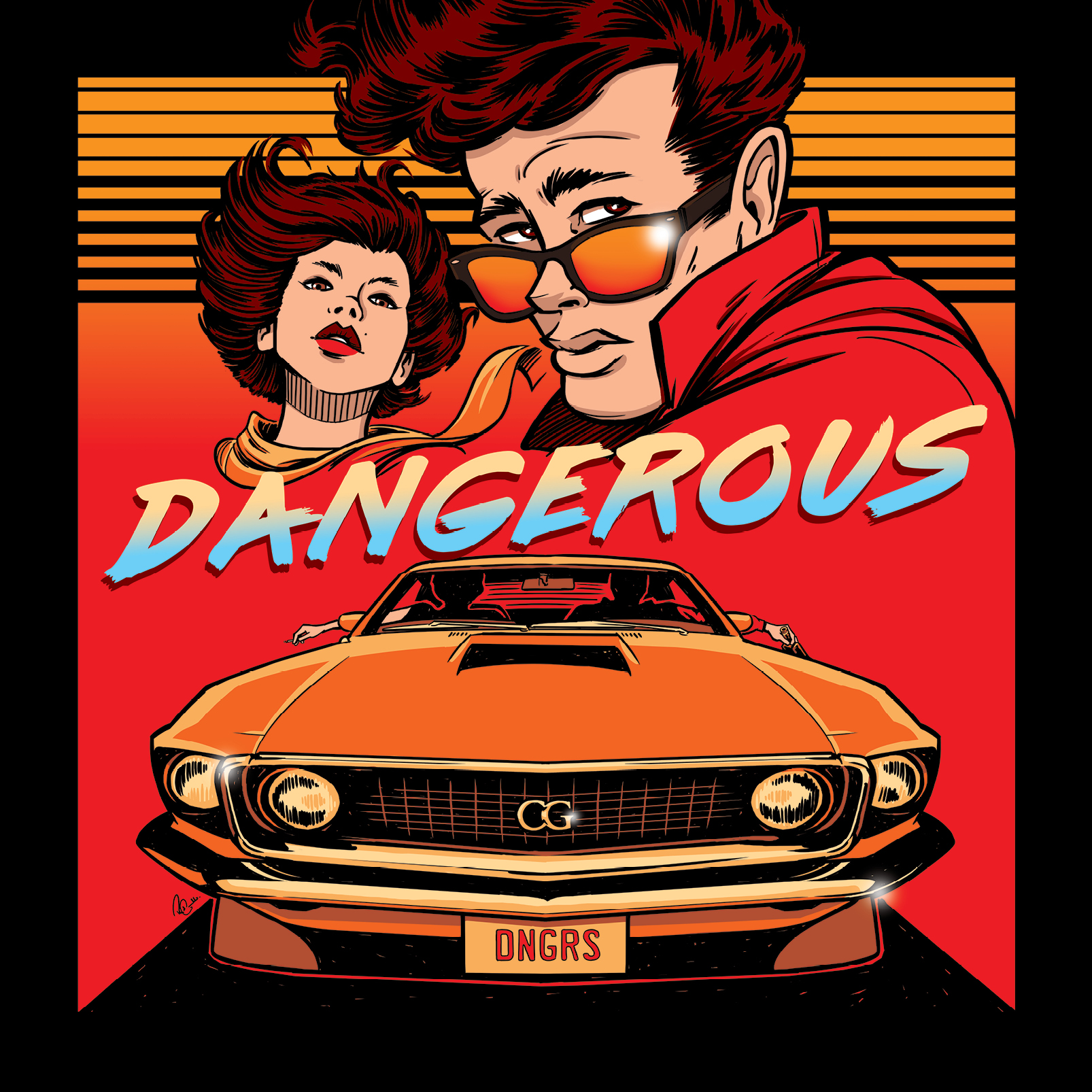 Dangerous EP - OUT NOW