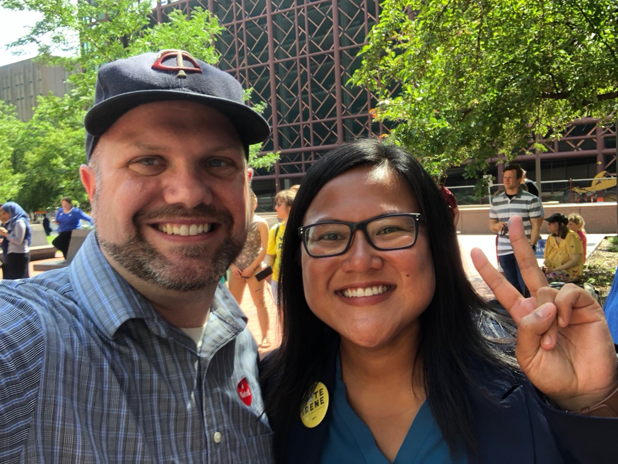 """""""I am happy to endorse Irene Fernando for Hennepin County Commissioner in District 2. County government represents an imperative middle ground between city and state. Irene is someone who will ensure that this vital position continues to be productive and responsive to the needs of all residents."""""""