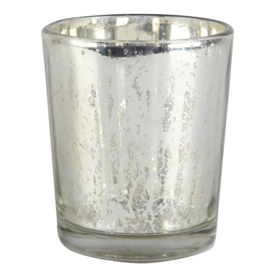 Mercury Glass Holder - $2.00