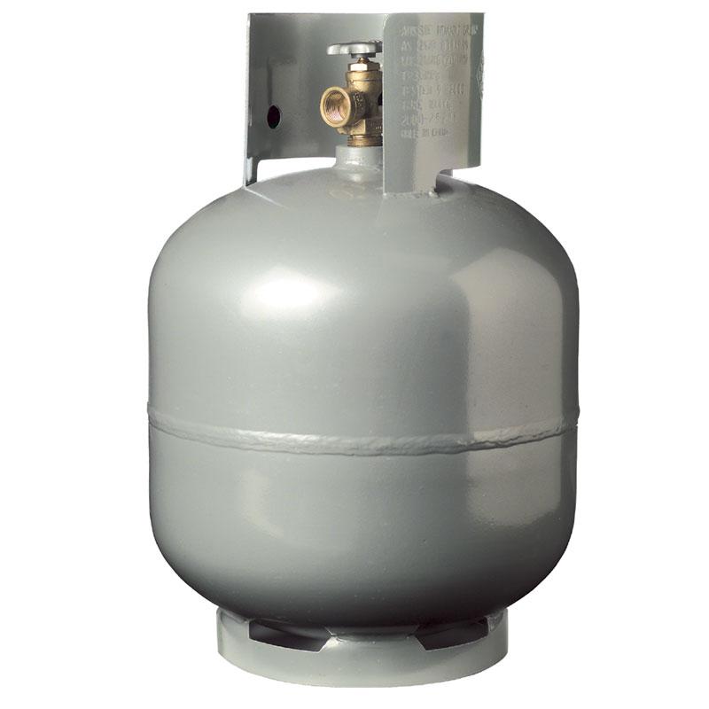 9kg Gas Bottle - $27.50
