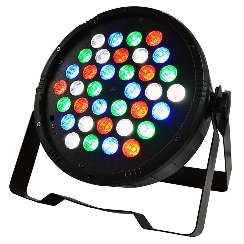 Flat Par Light - $15.00
