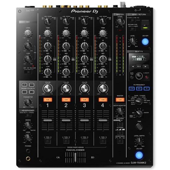 Pioneer Mixer - DJM-750 - $100.00