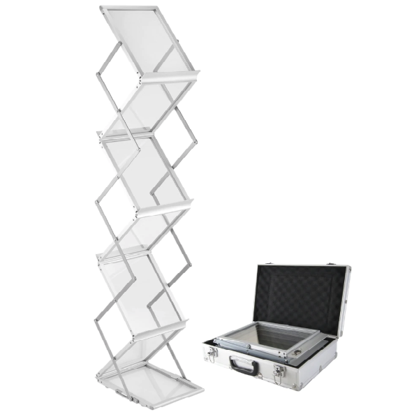 ZigZag A4 Brochure Stand - $44.00