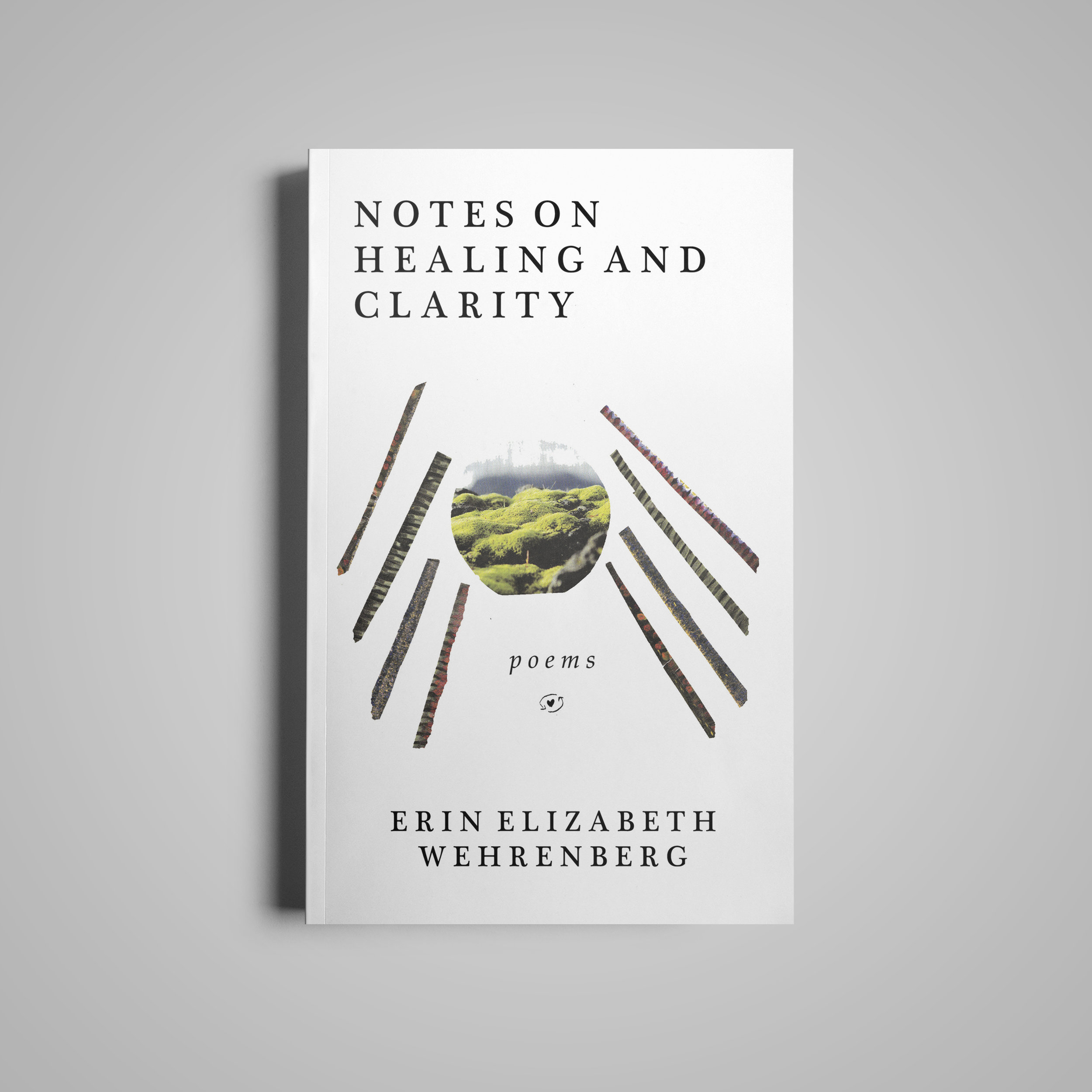 Notes On Healing & Clarity, Volume I.  Available in  Paperback  &  Kindle