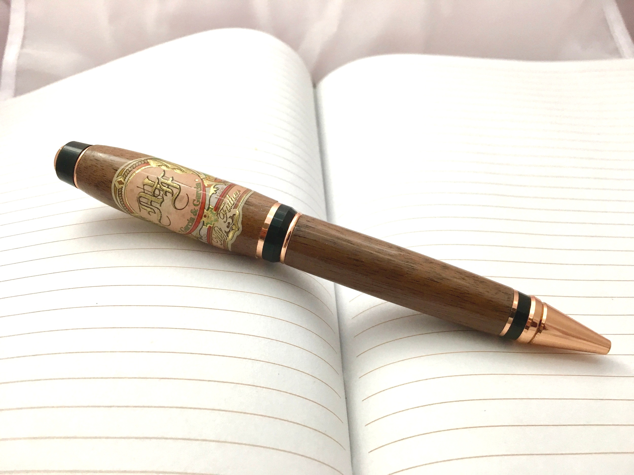 Pen Savvy - It's good to know what you're buying. Don't expect to learn any deep secrets about pen making, but here are few article about terms that you'll see on this and other websites devoted to the art of fine pens.