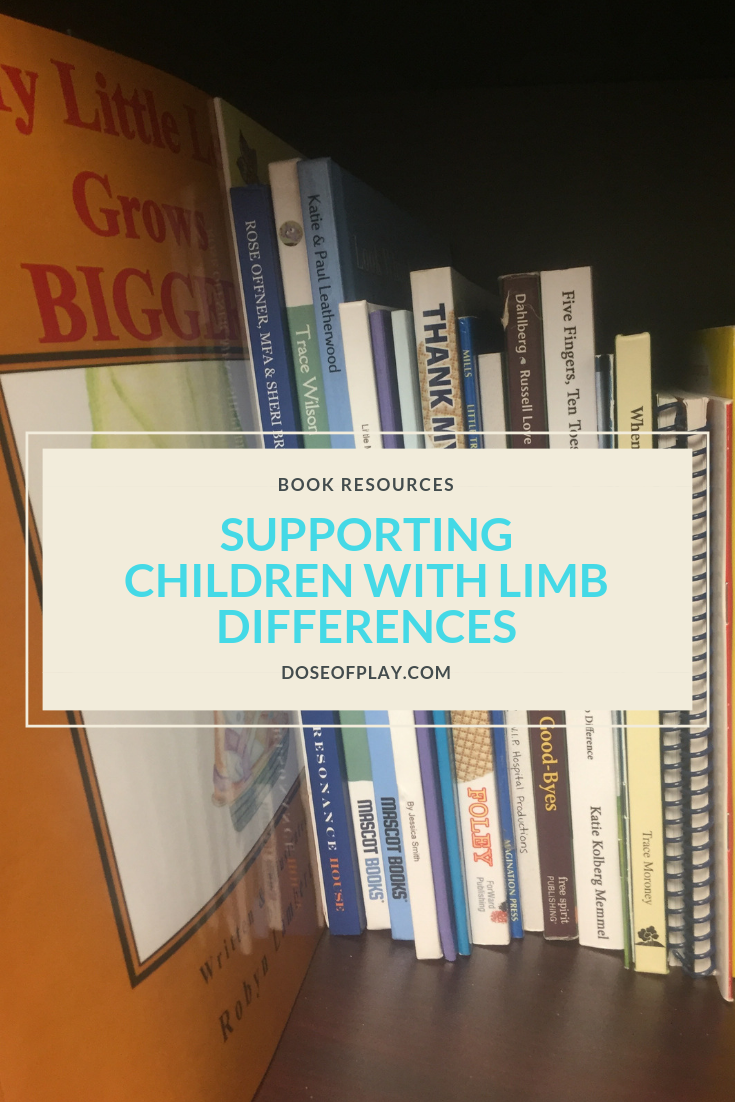 Supporting children with limb differences #limbdifferences #limbs #aumputee #amputation #limblengthening #limbsurgery #surgery #childlife #chidllifespecialist #amputation #doseofplay