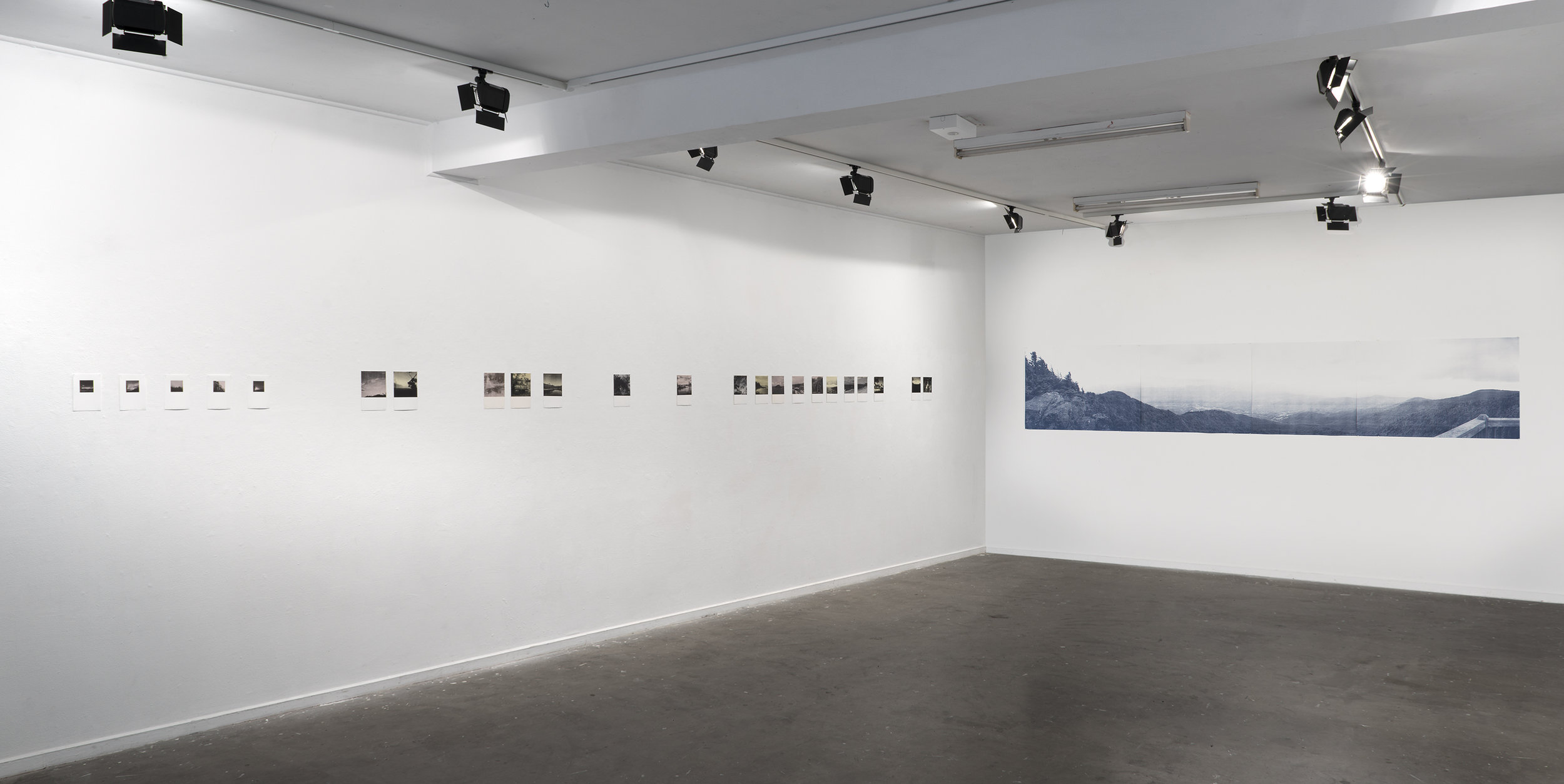 There and back again  exhibition, Canberra Contemporary Art Space, 19 Furneaux Street, Manuka.   Photo by Brenton McGeachie