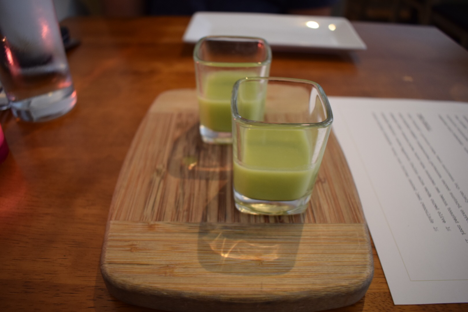 Celery Soup - Vedge