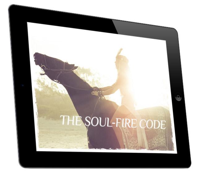 Soul-Fire Code iPad