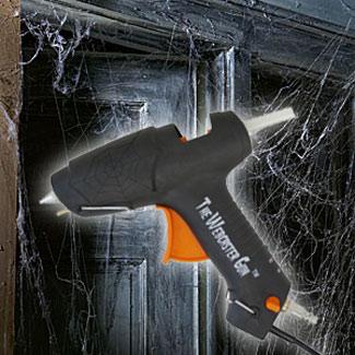 Webcaster, webcaster gun, Halloween cobwebs, Halloween spiderwebs, Spiderwebs, DIY spiderwebs, Webcaster sticks, Webcaster ii, Webcaster 2, web gun Amazon