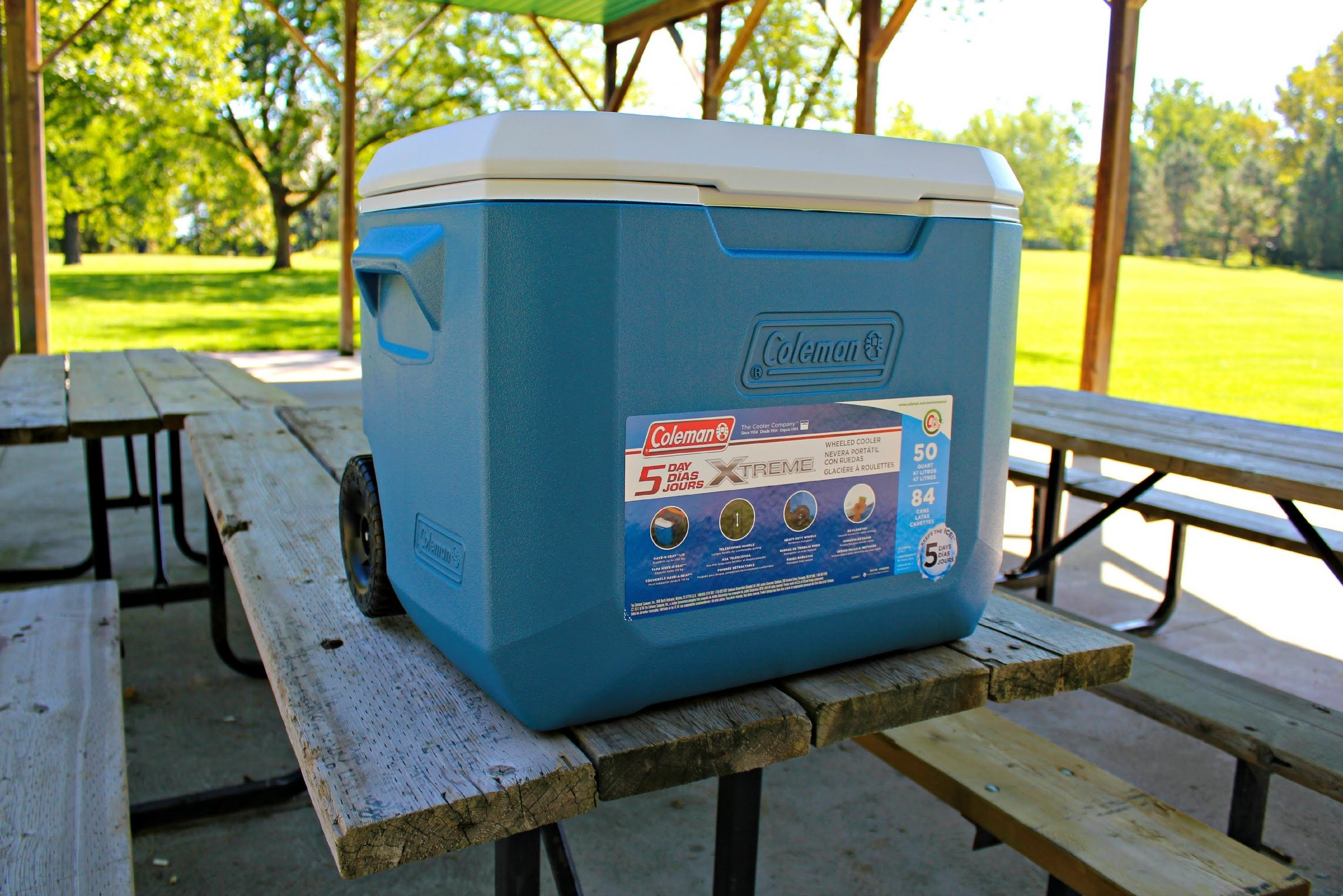 coleman xtreme coolers, coleman coolers with wheels, coleman xtreme cooler