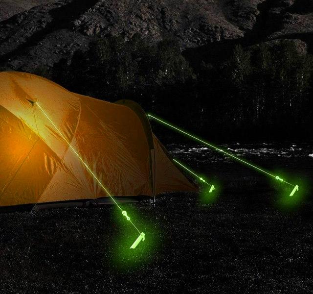 best glow in the dark rope, glow in the dark nylon rope, glow in the dark tent rope
