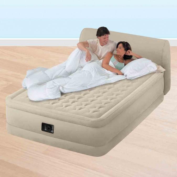 air mattress queen, air mattress with built in pump, best air mattress, air mattress with headboard, best camping air mattress,