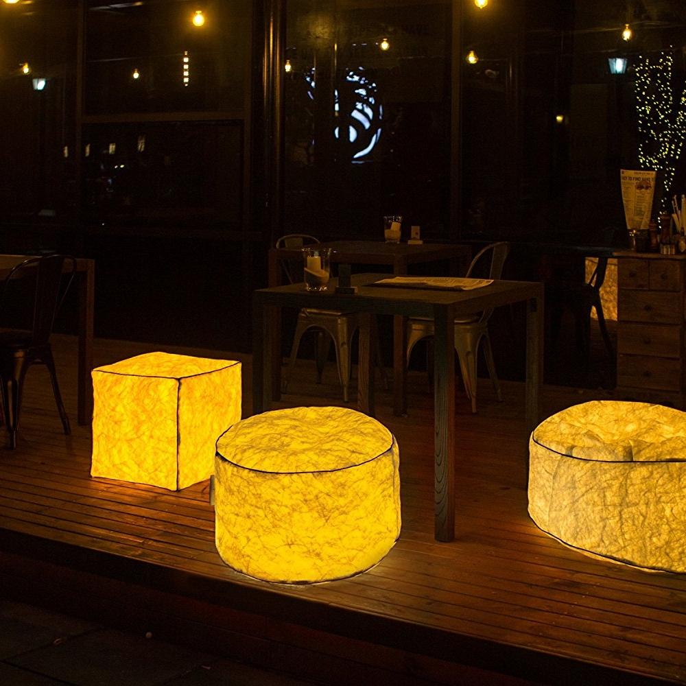LED Pouf on Amazon