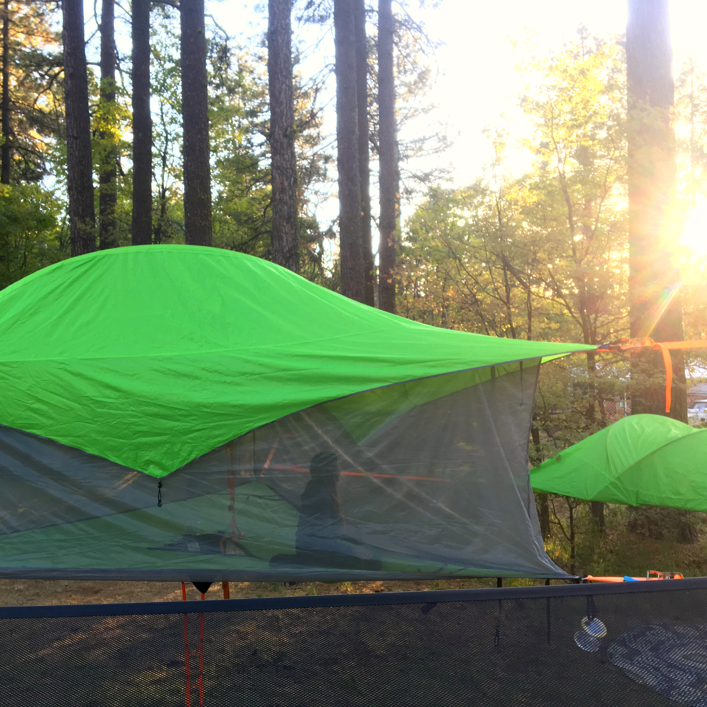 Tentsile, double bubble, camping tent, tent, outdoor tent,
