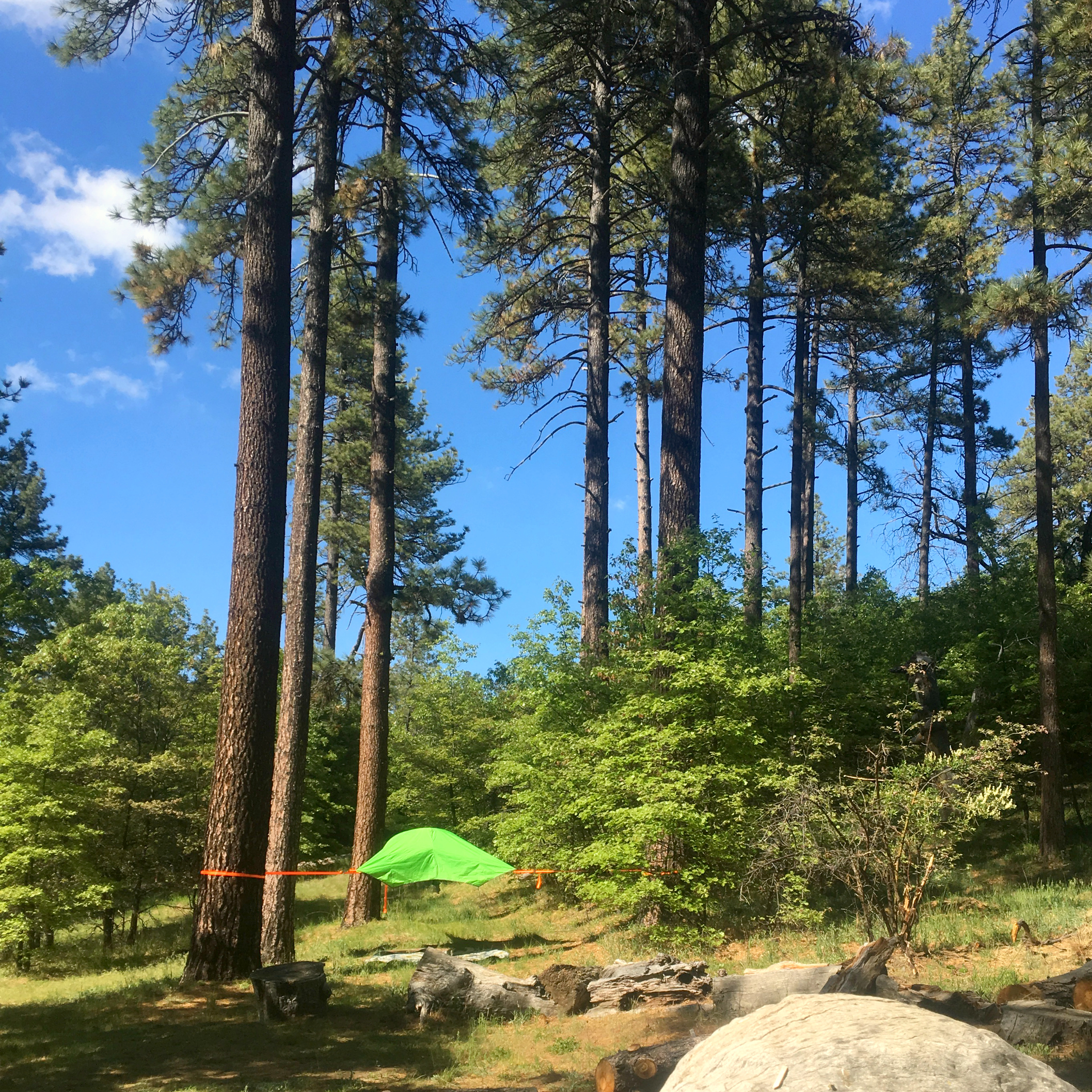 Laguna el Prado group campground, Airbnb