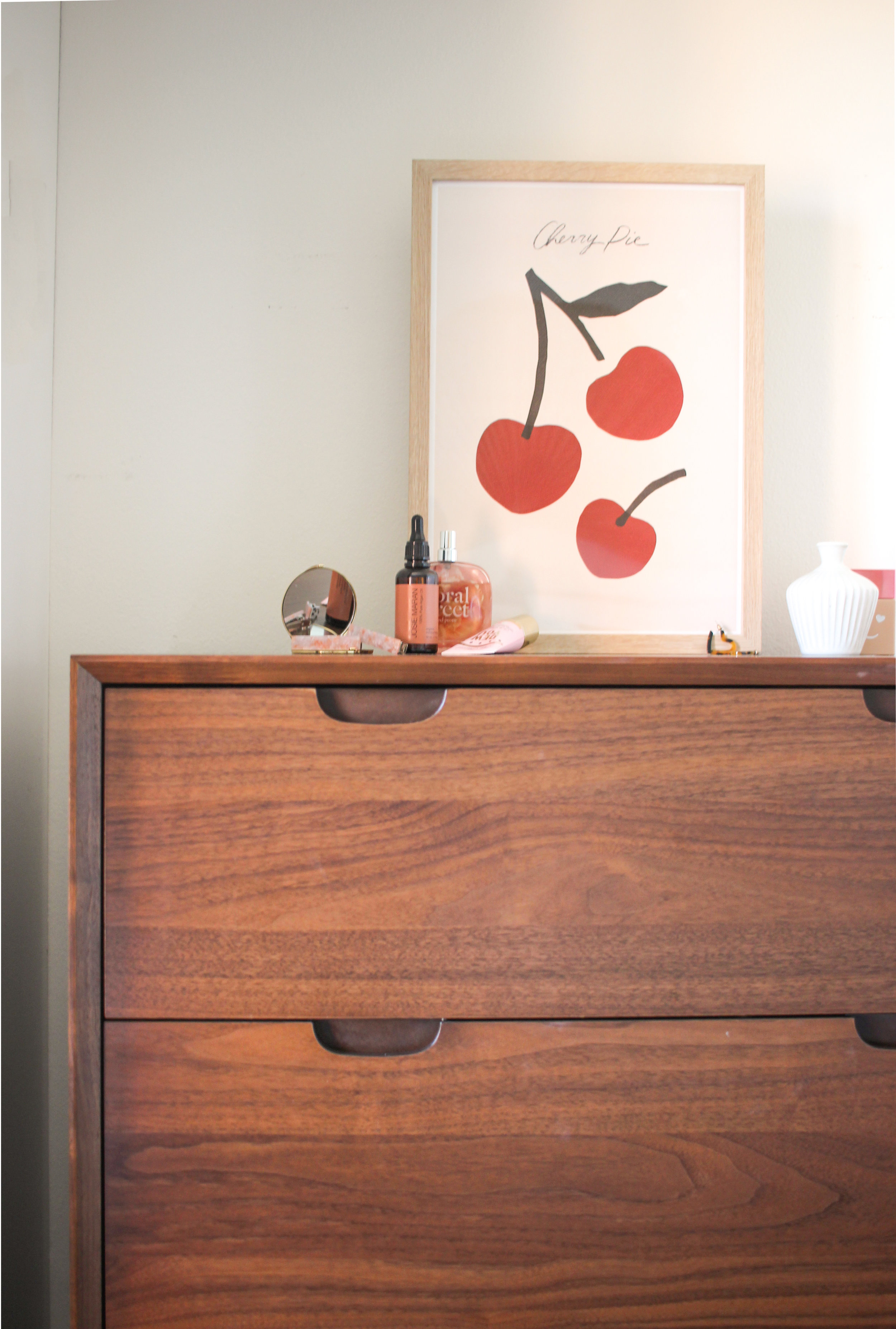 It's the dresser that started it all…. Ethan Tall Dresser from Brosa