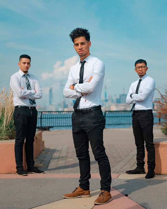 Business as usual with @sketchrecordsllc 👔💼 thanks for the opportunity to work with you guys as creative director! Really excited for what the future holds 😁 @xvaleexvx  @_diego.o  @thereal_andy_  #recordlabel #baltimorephotographer #nikond5100 #sigma1835 #portrait #business #scenic #supportyourfriends #repost #explore #explorepage #viral #newyork #newjersey #baltimore #blackphotographers