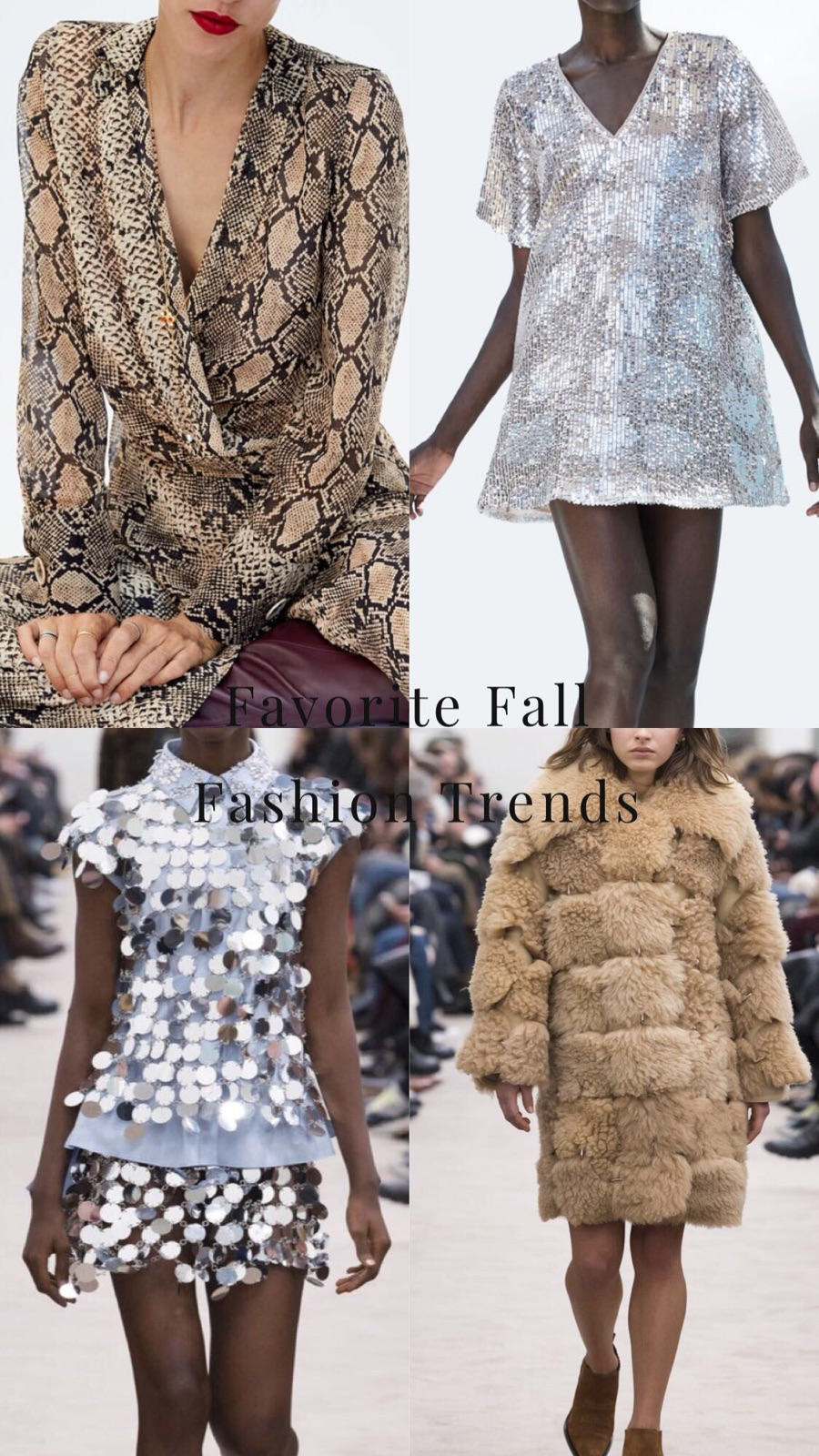 Favorite Fall Fashion Trends, 2018
