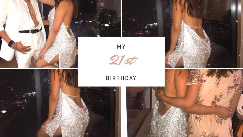 My 21st Birthday!