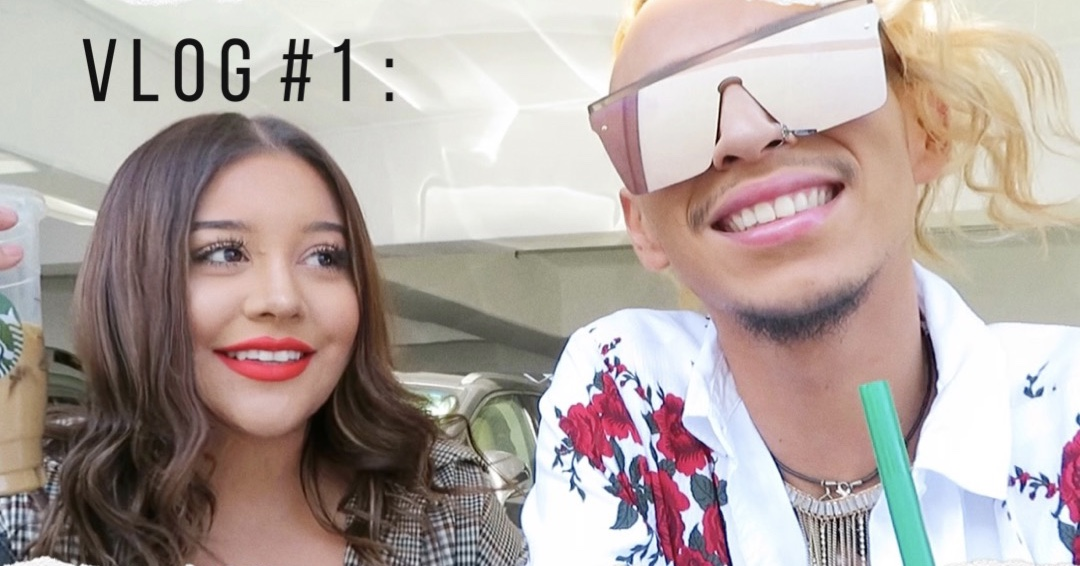 VLOG #1: Our 1st Vlog!