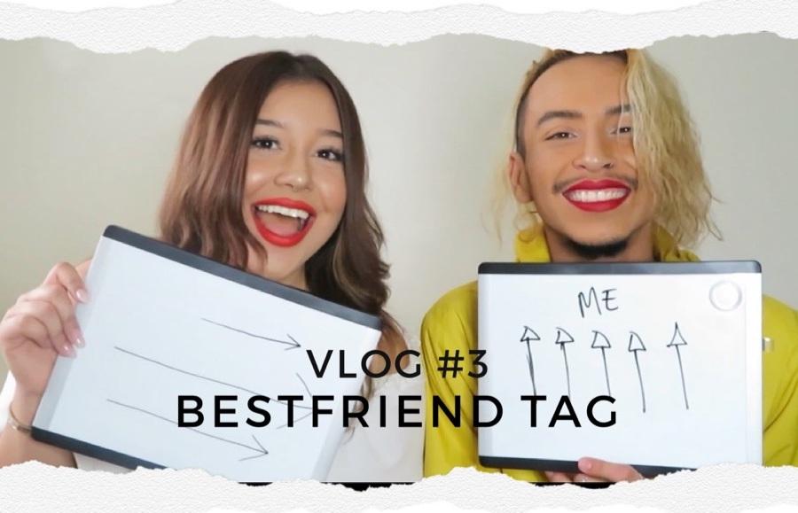 VLOG #3: Bestfriend Tag!