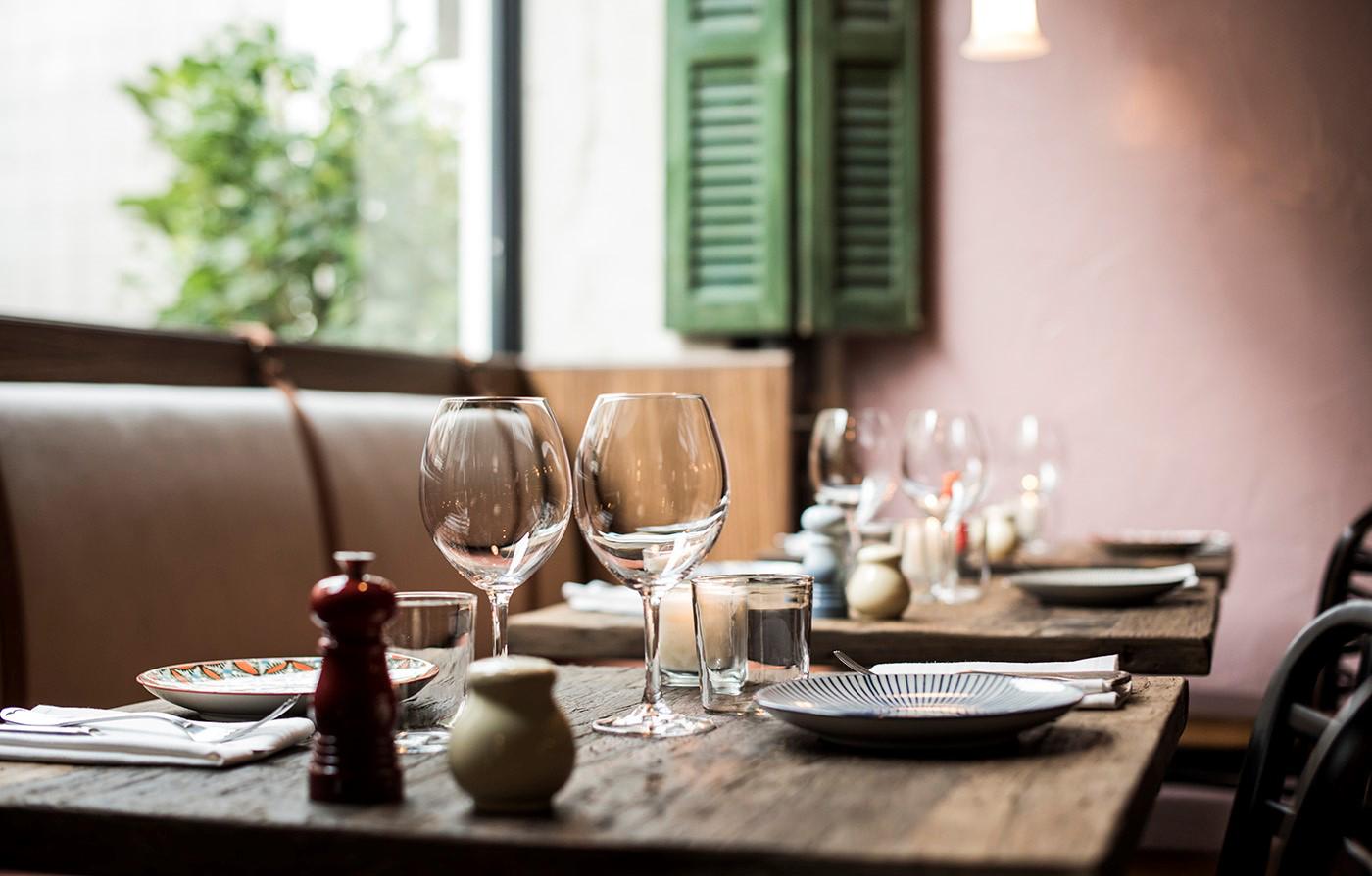 El Nacional restaurant -