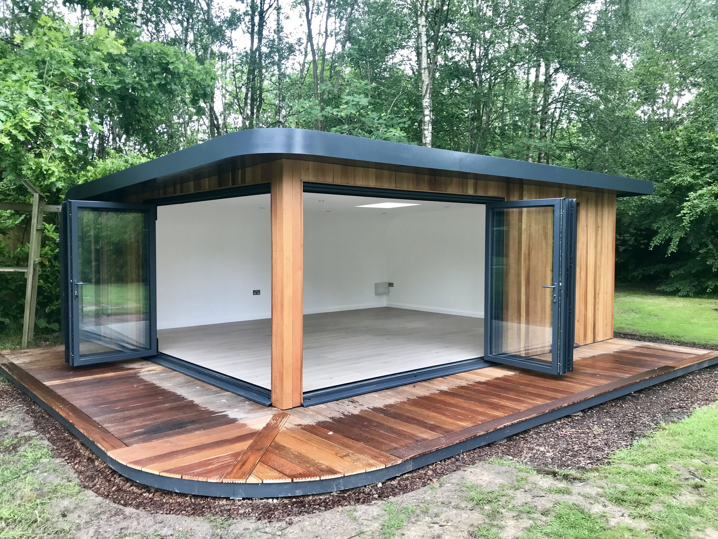 Curve garden rooms ltd